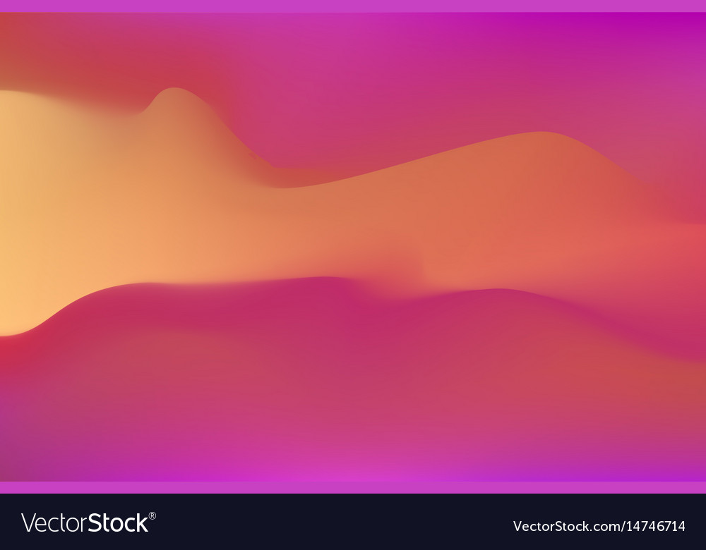 Color design modern abstract colorful background vector image