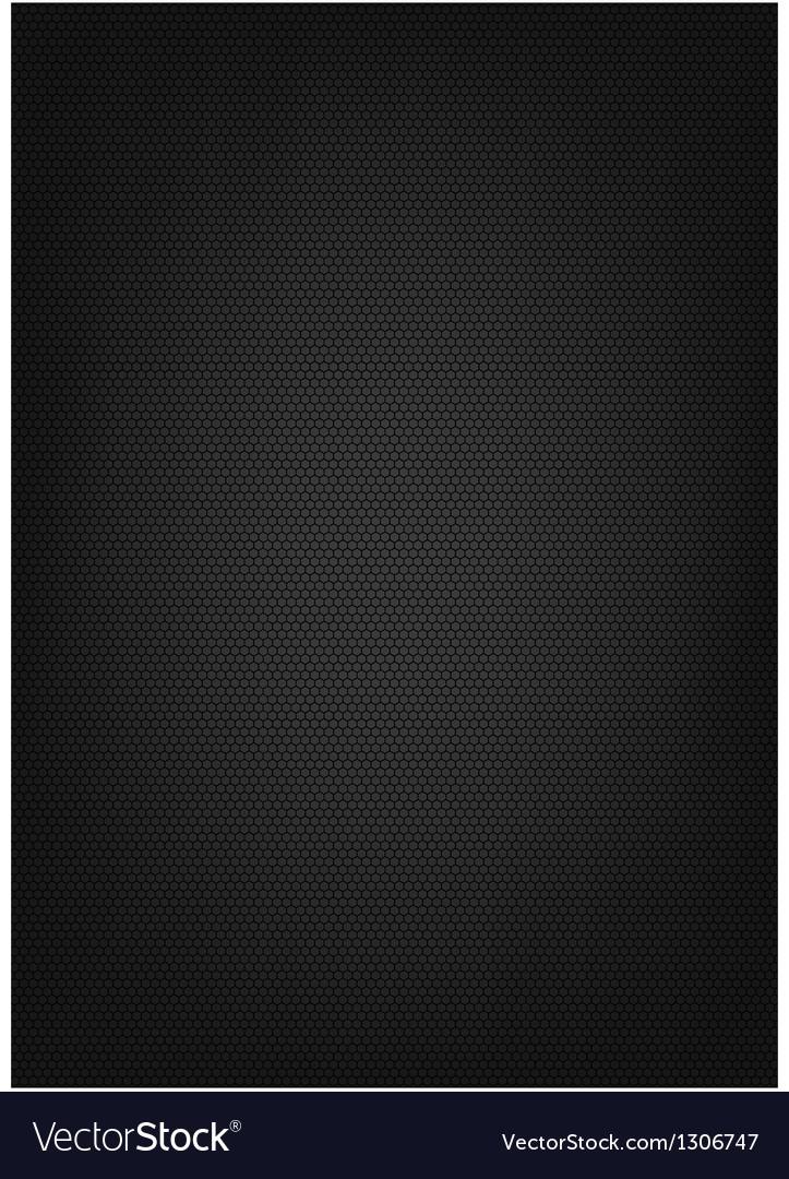 Metalic texture vector image
