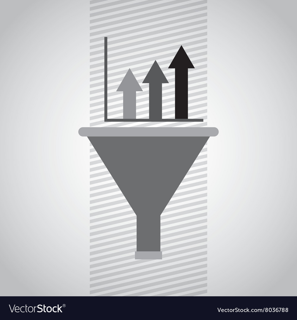 Infographic concept design vector image