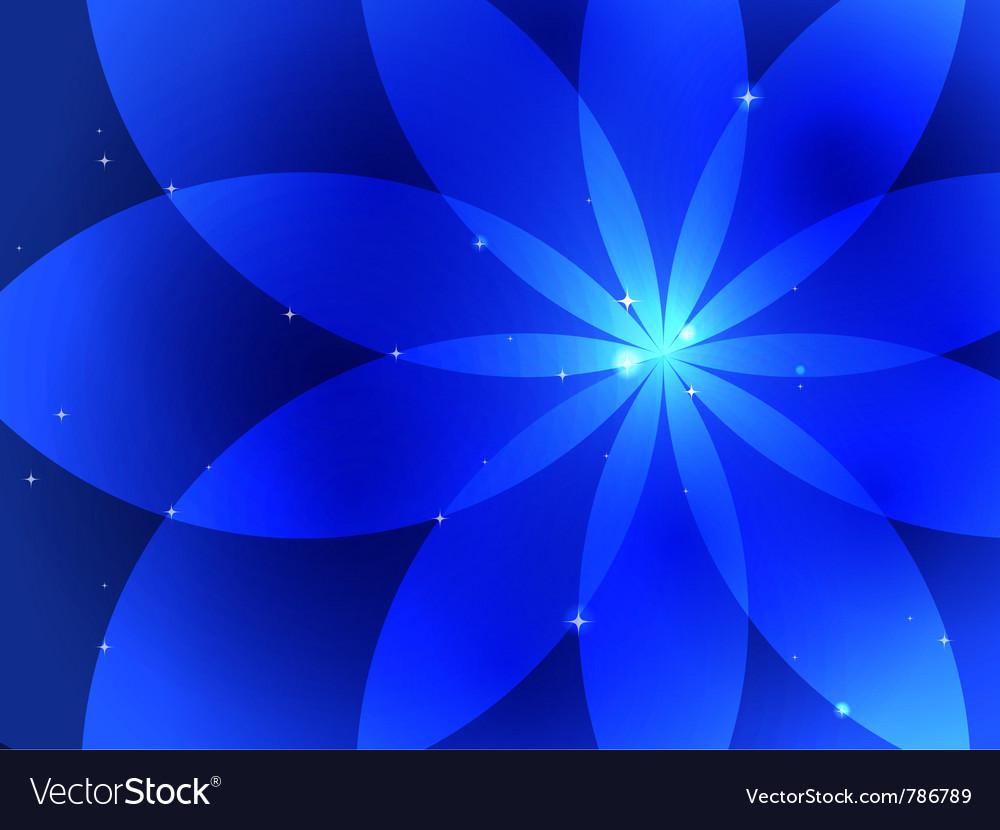 Abstract luminous wave vector image