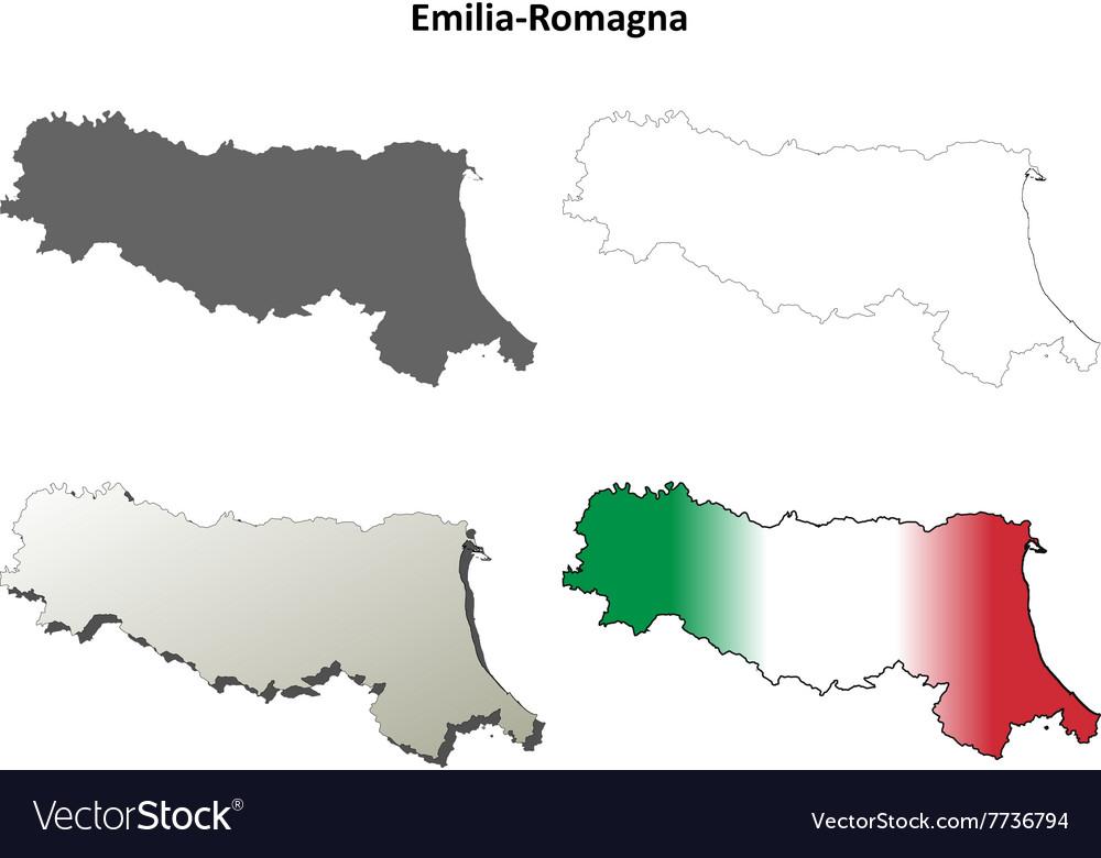 Emilia Romagna Vector Images 38