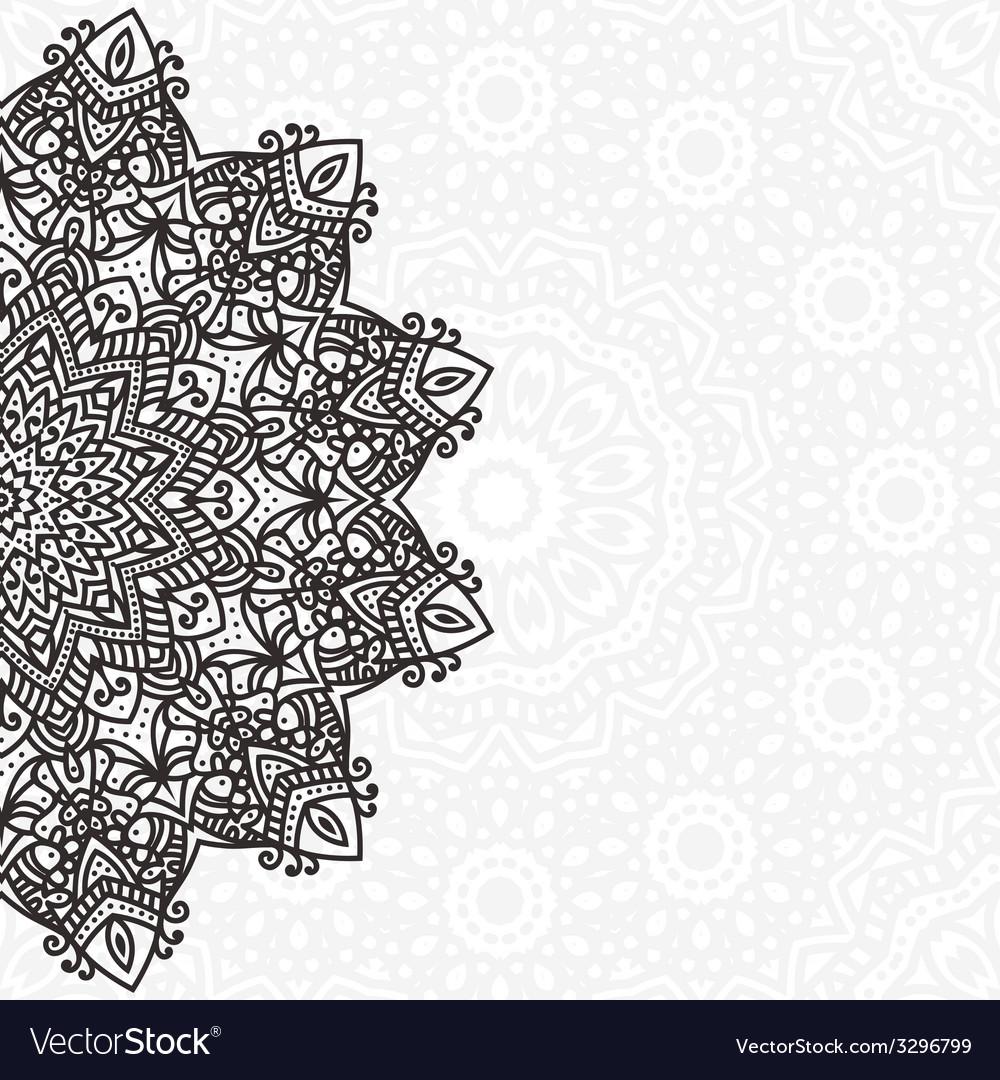 Mandala Vector Images (over 58,000) - VectorStock