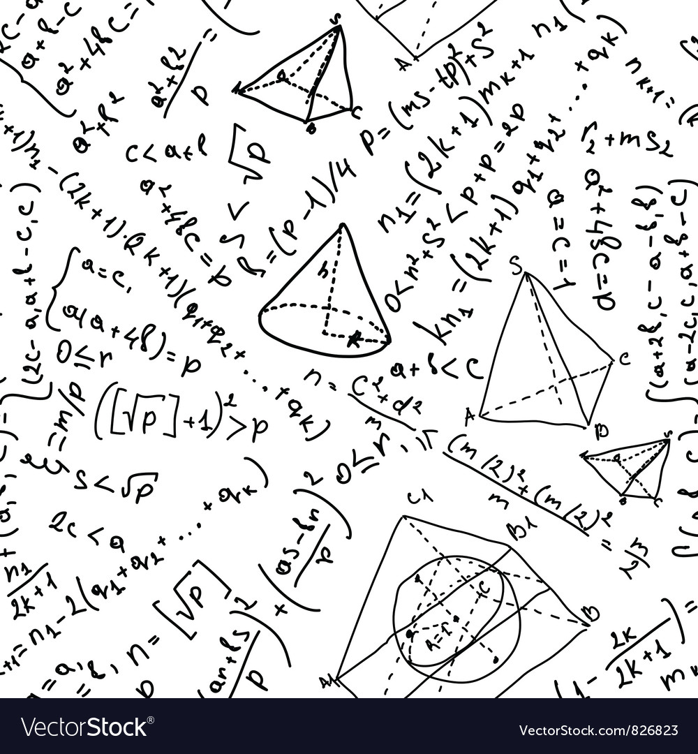 worksheet Math Patterns mathematics pattern royalty free vector image vectorstock image