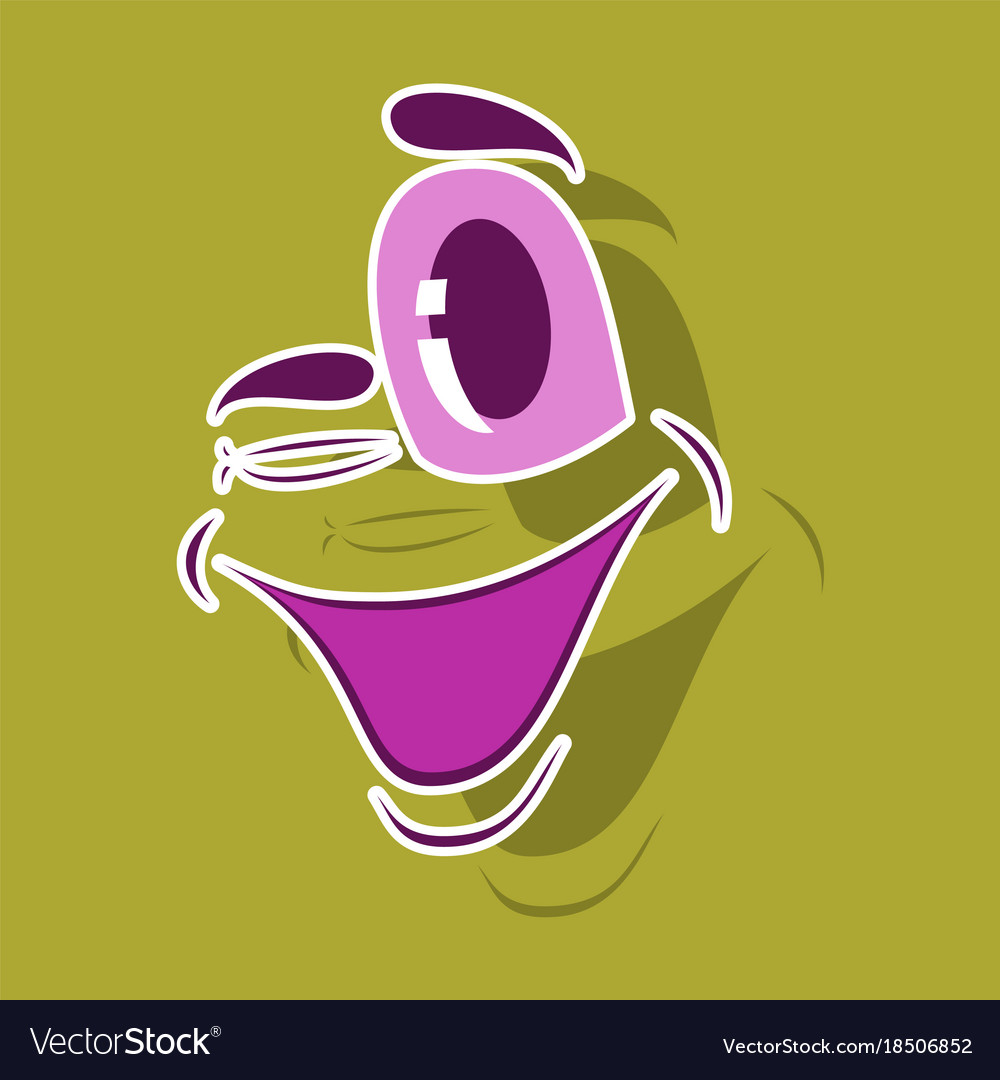 realistic yellow balloon smiley face