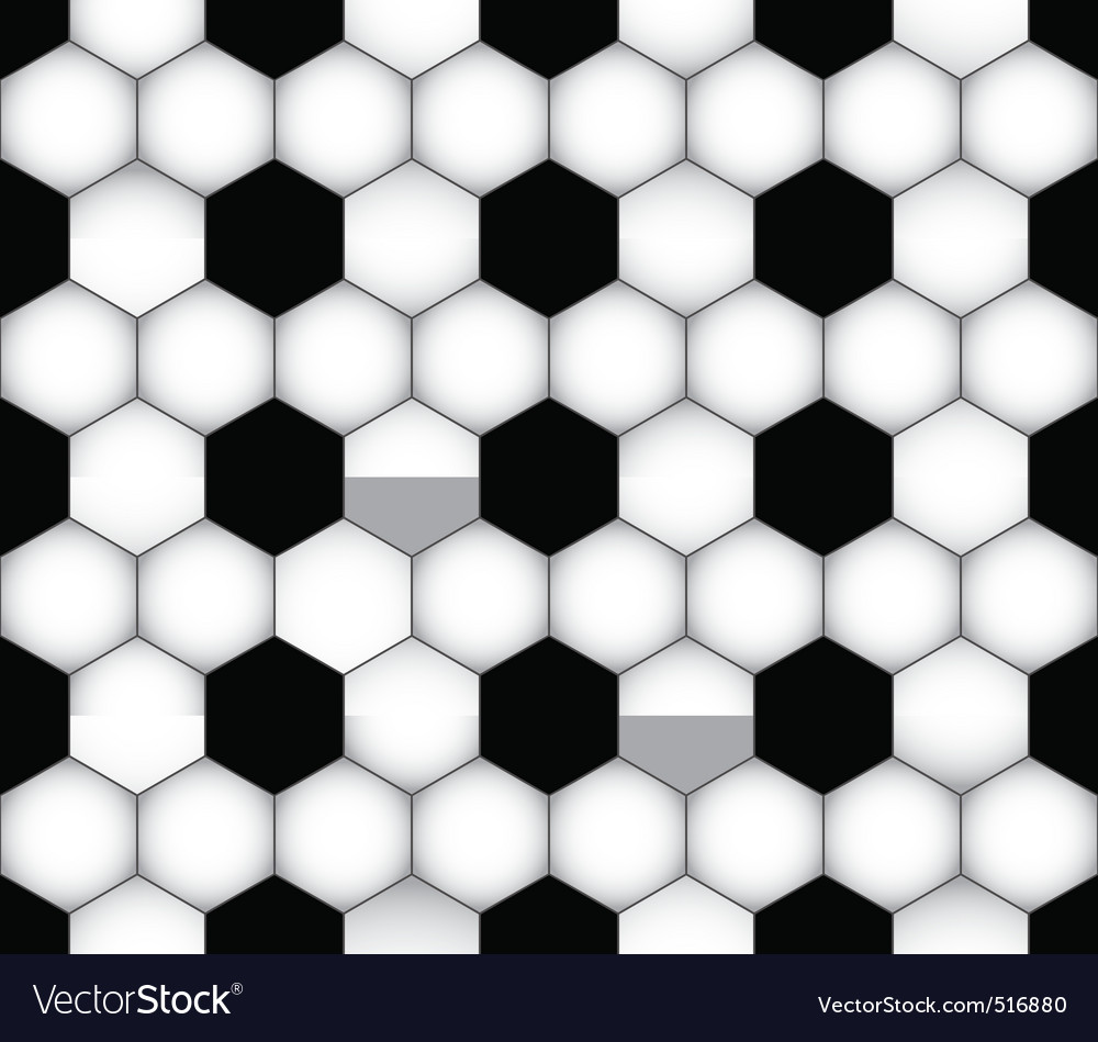 Soccer seamless vector image
