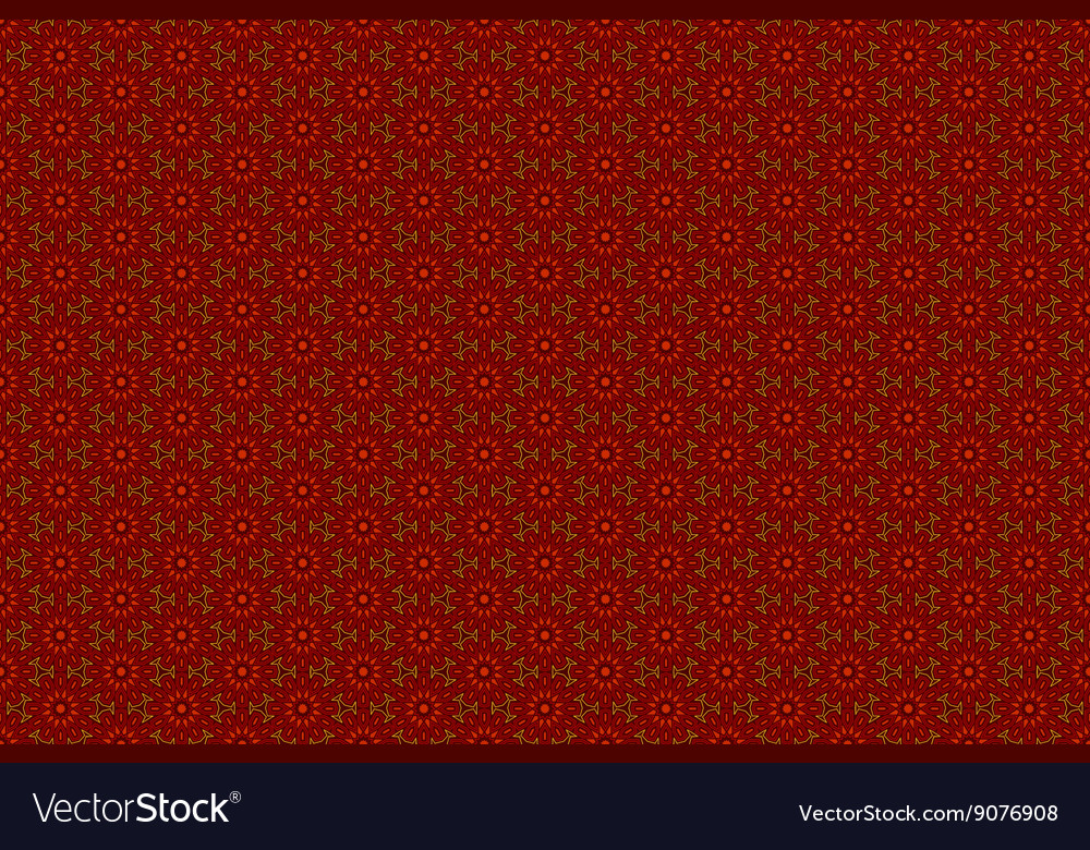 Keffiyeh seamless pattern Traditional Middle vector image