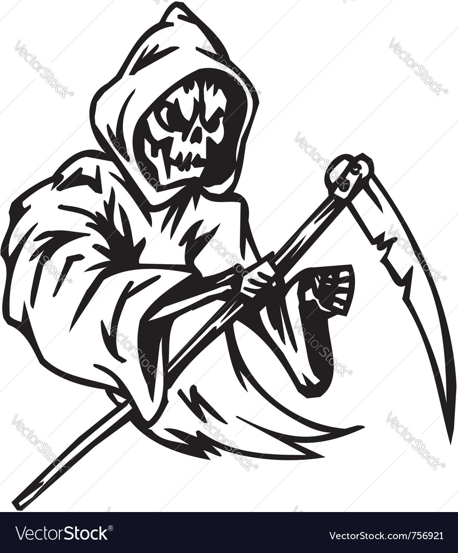 how to make a grim reaper