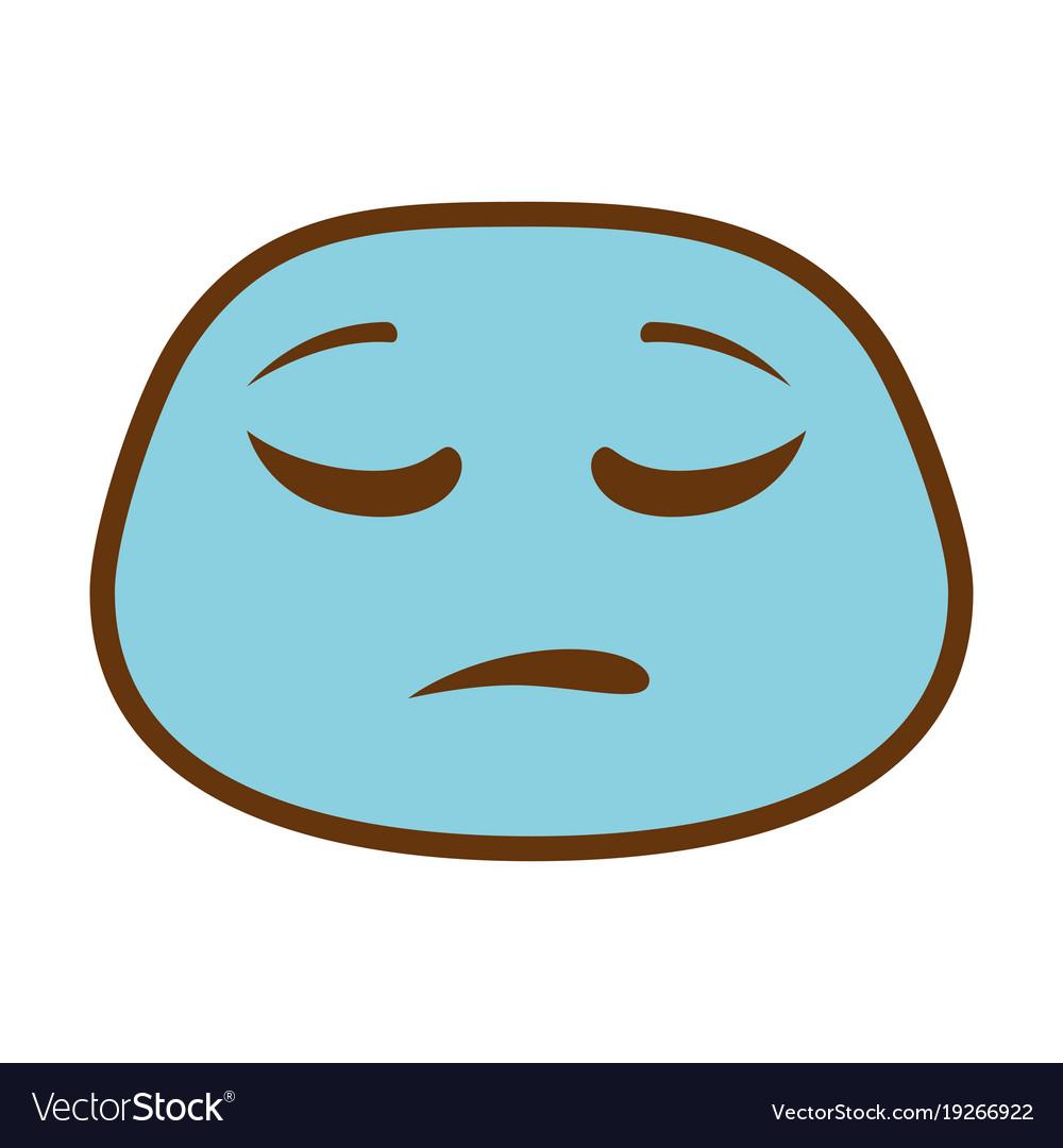 Images for sad face impremedia sad face emoji character vector image buycottarizona Choice Image