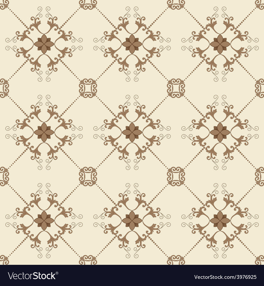 Vintage similar background vector image