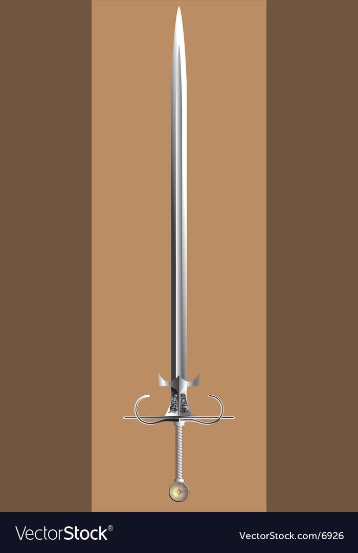 Blade vector image