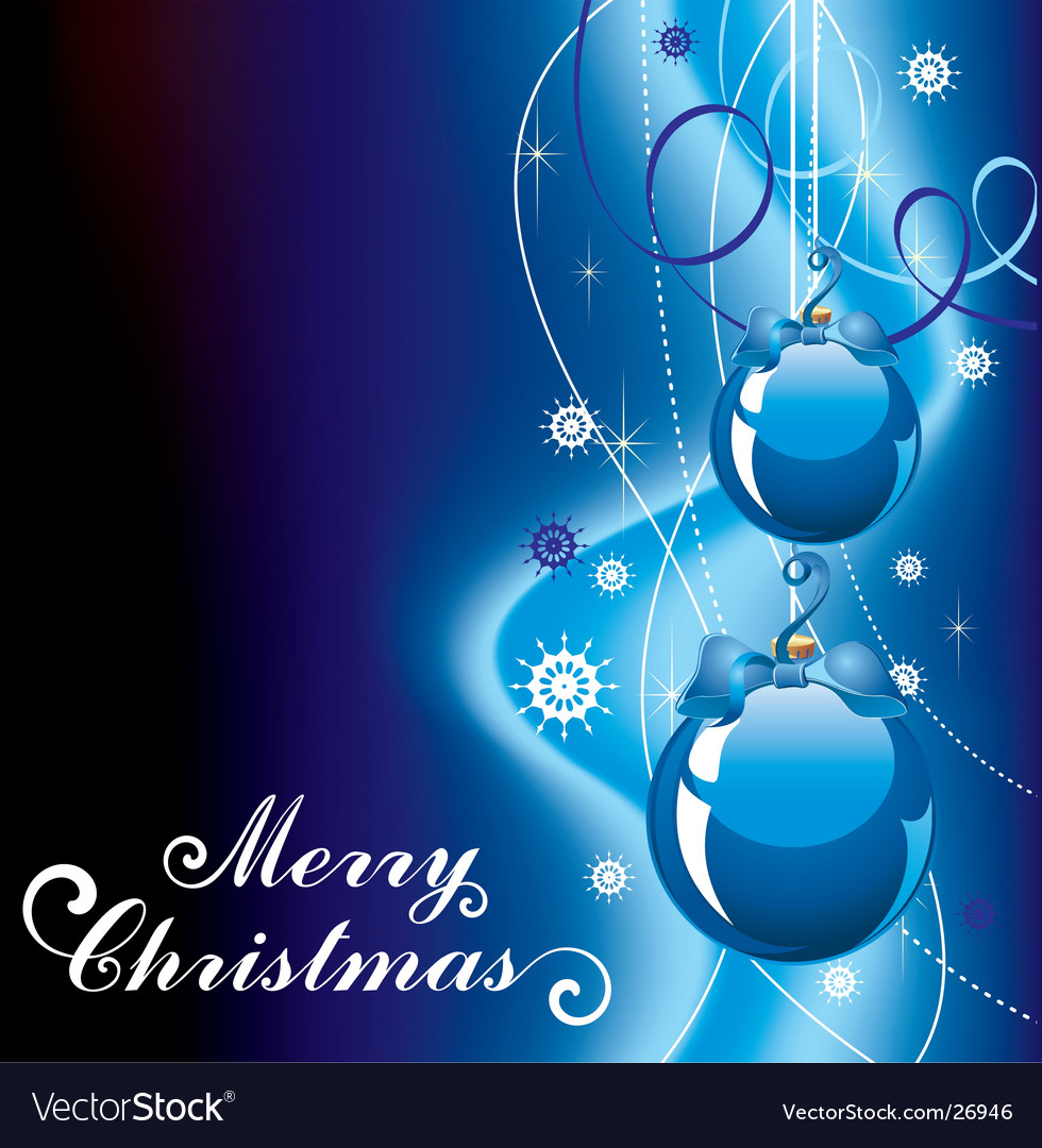 Christmas designs vector image