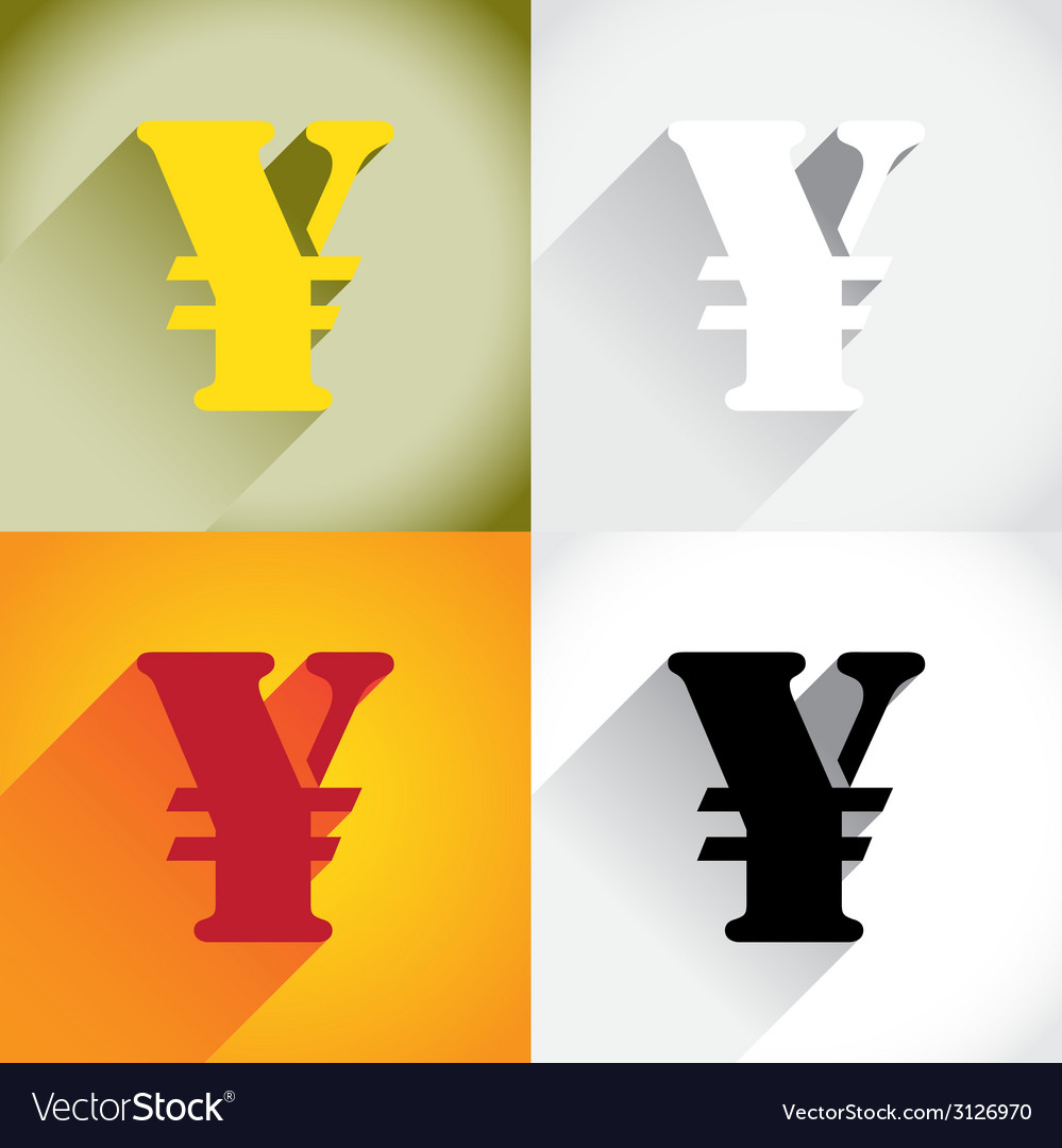 Yen currency symbol royalty free vector image vectorstock yen currency symbol vector image biocorpaavc
