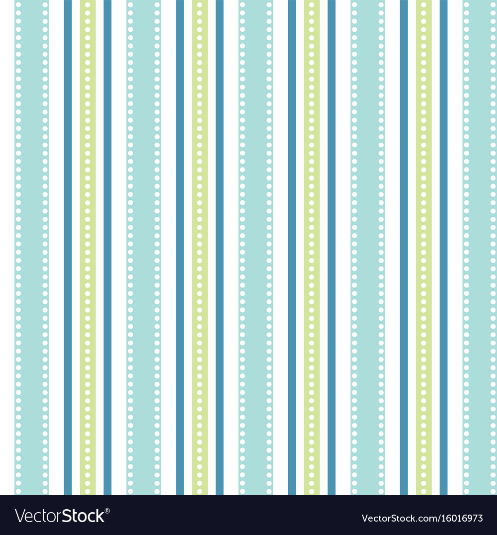 Seamless blue pattern wallpaper vector image