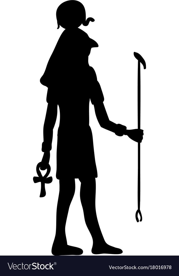 God ra horus egypt egyptian silhouette ancient vector image god ra horus egypt egyptian silhouette ancient vector image buycottarizona