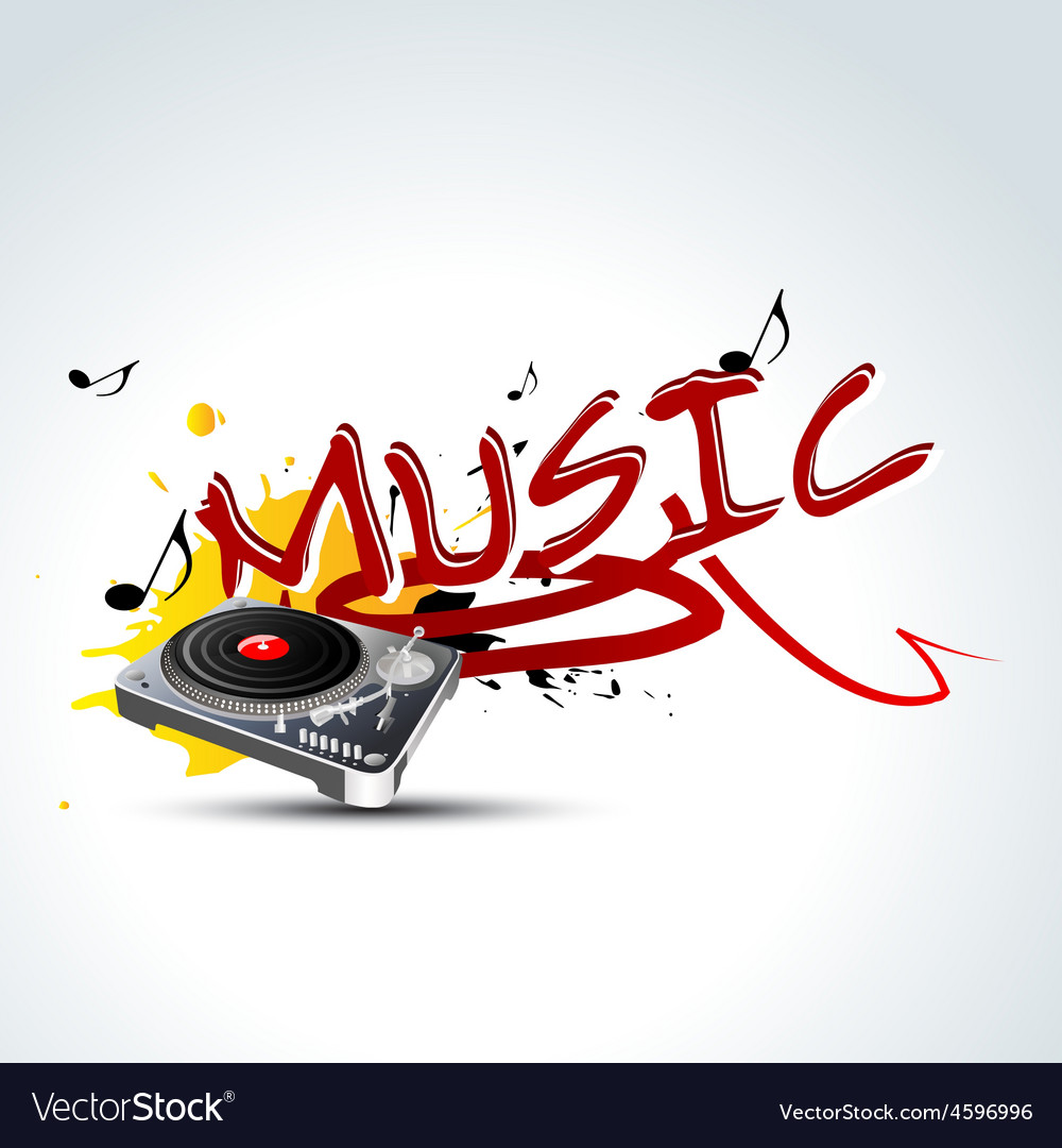 Abstract party vector image