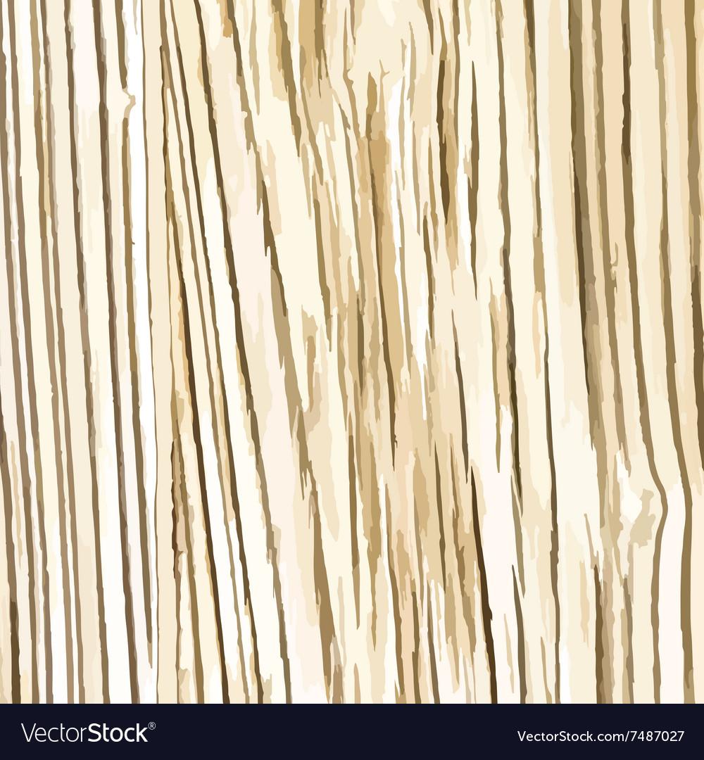 Random wooden texture background vector image