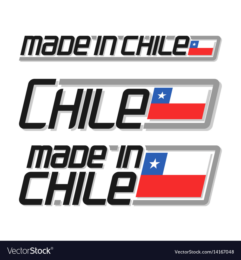 Made in chile royalty free vector image vectorstock made in chile vector image biocorpaavc Images