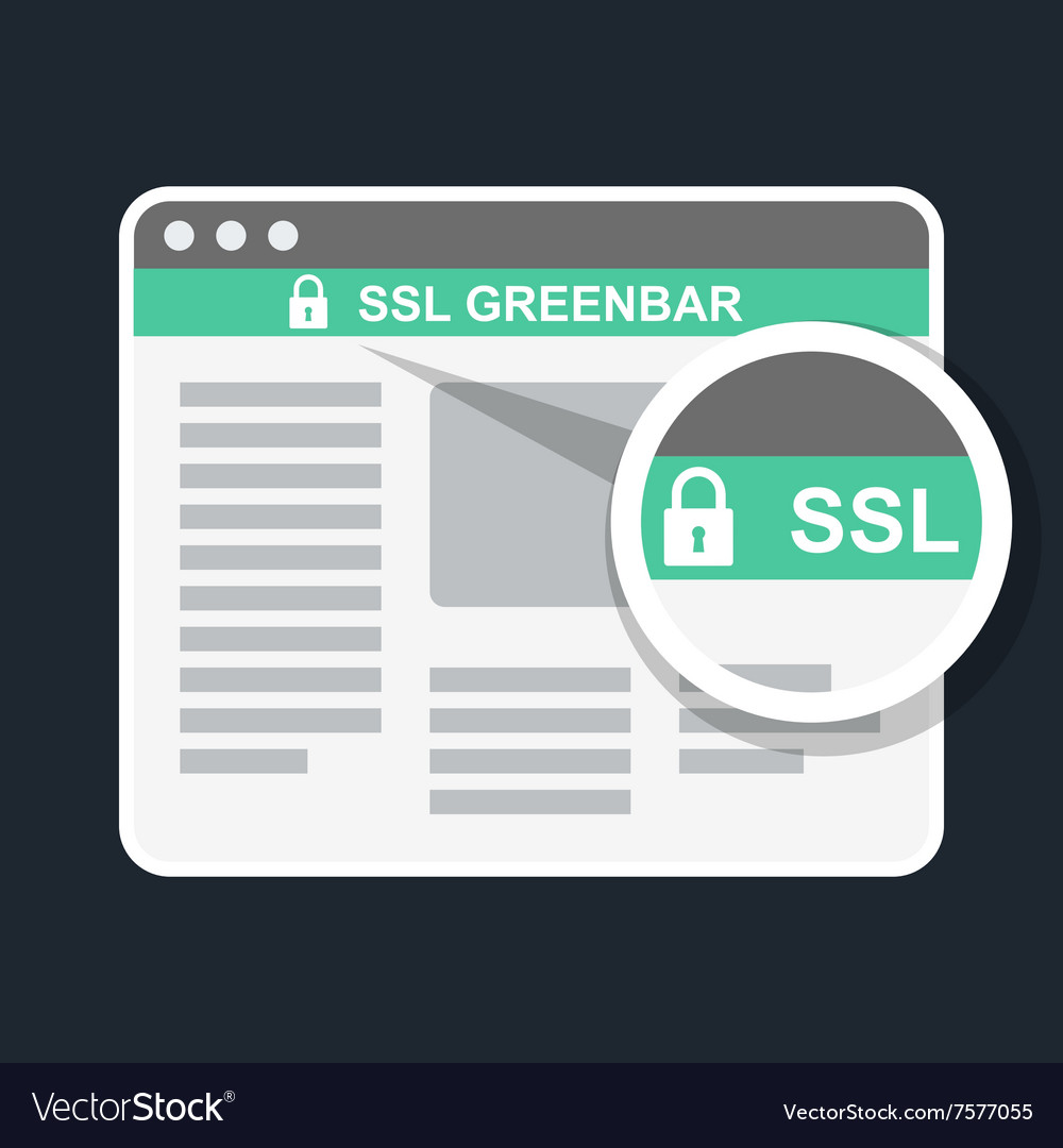 Certificate ssl vector images 40 1betcityfo Images