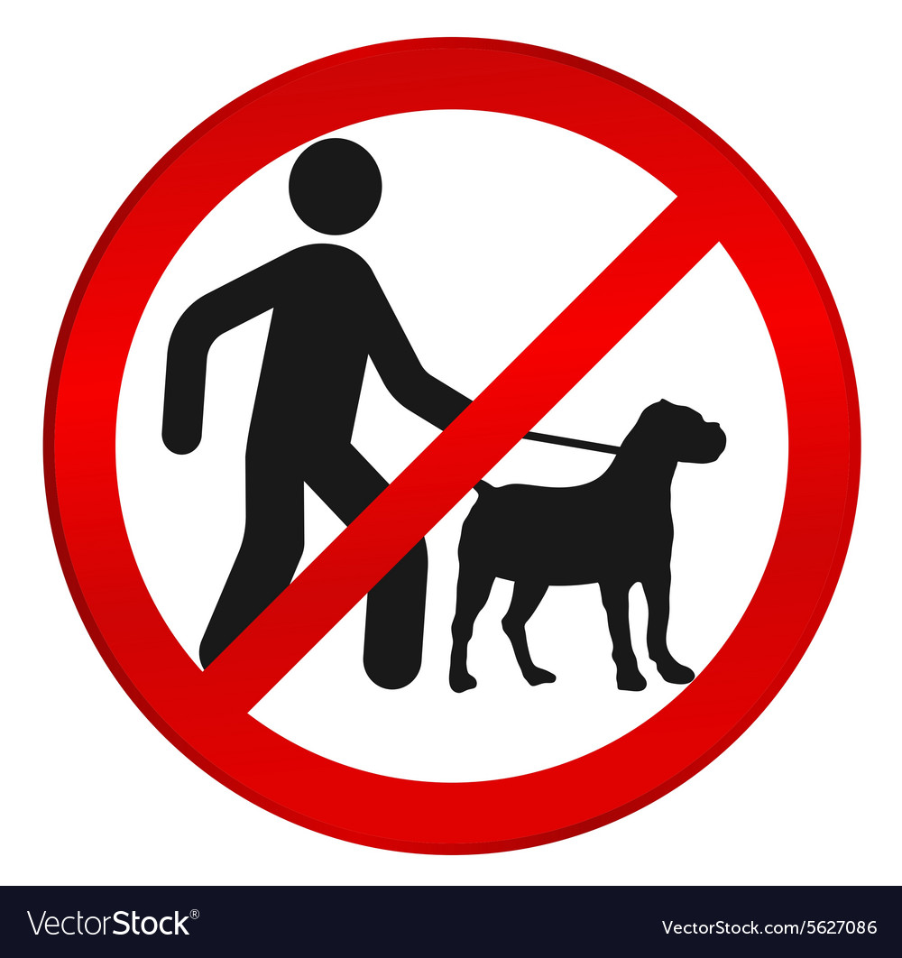 It is a picture of Striking No Pets Allowed Sign Free Printable