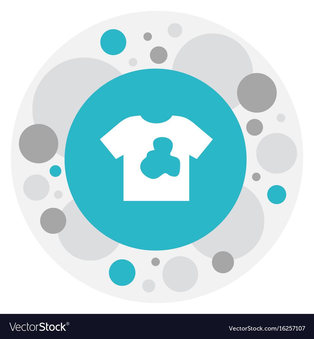 Of hygiene symbol on dirty t royalty free vector image of hygiene symbol on dirty t vector image biocorpaavc Choice Image