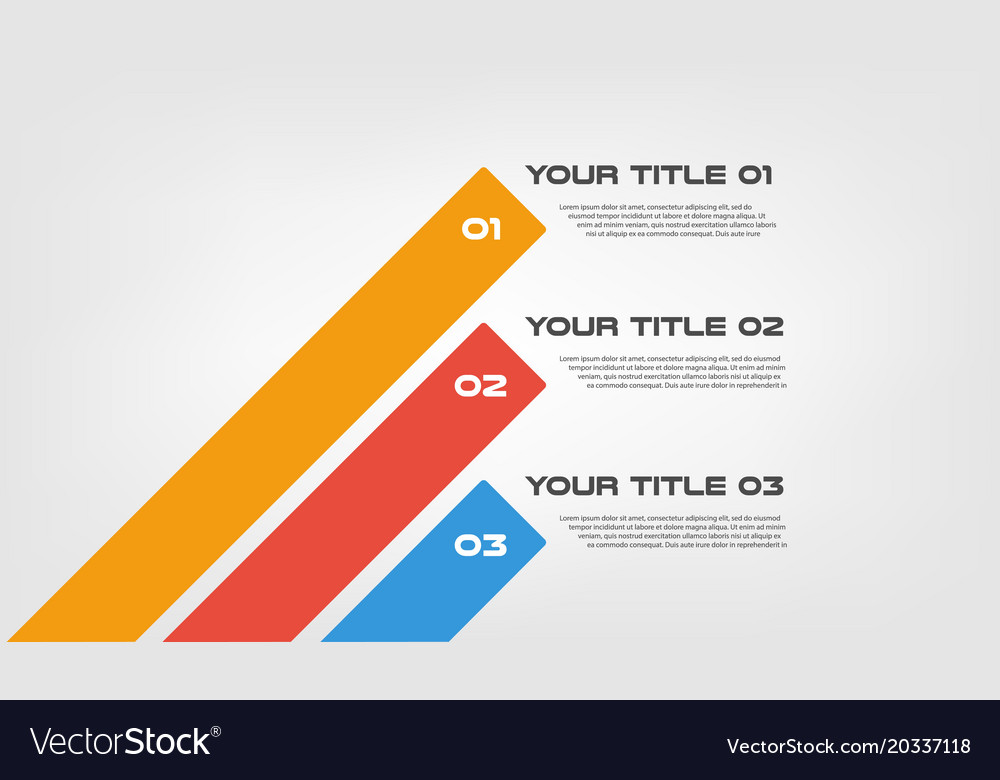 Line infographic design and marketing icons vector image