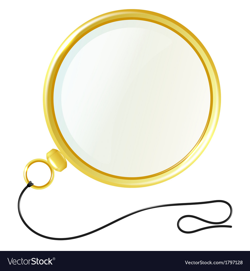 Monocle vector image