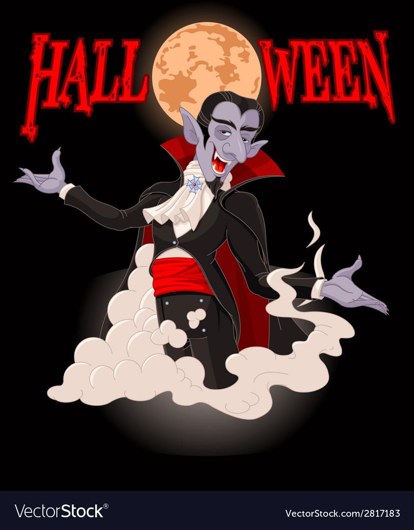 Uncategorized Halloween Dracula halloween dracula royalty free vector image vectorstock image
