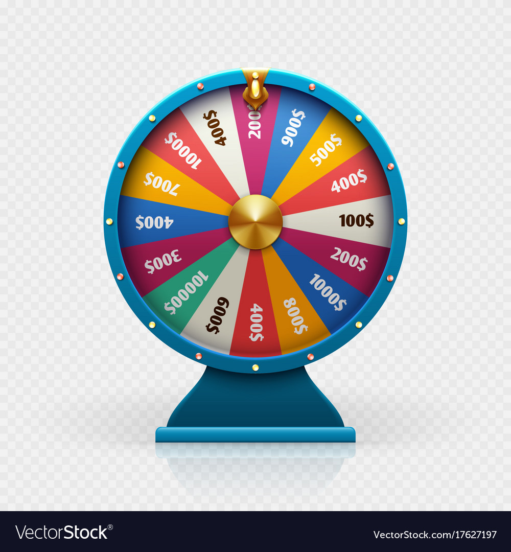 free wheel of fortune powerpoint template images - templates, Powerpoint templates