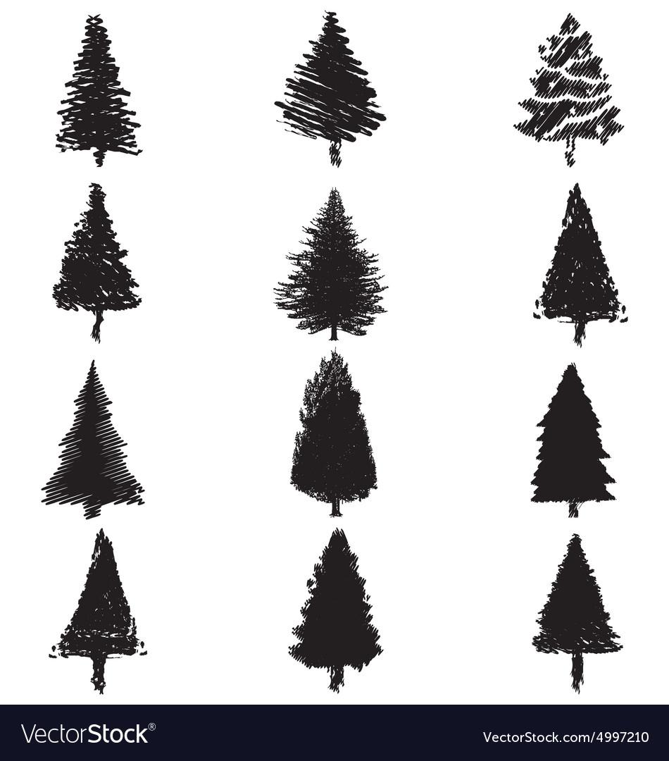 Tall Skinny Christmas Trees Artificial