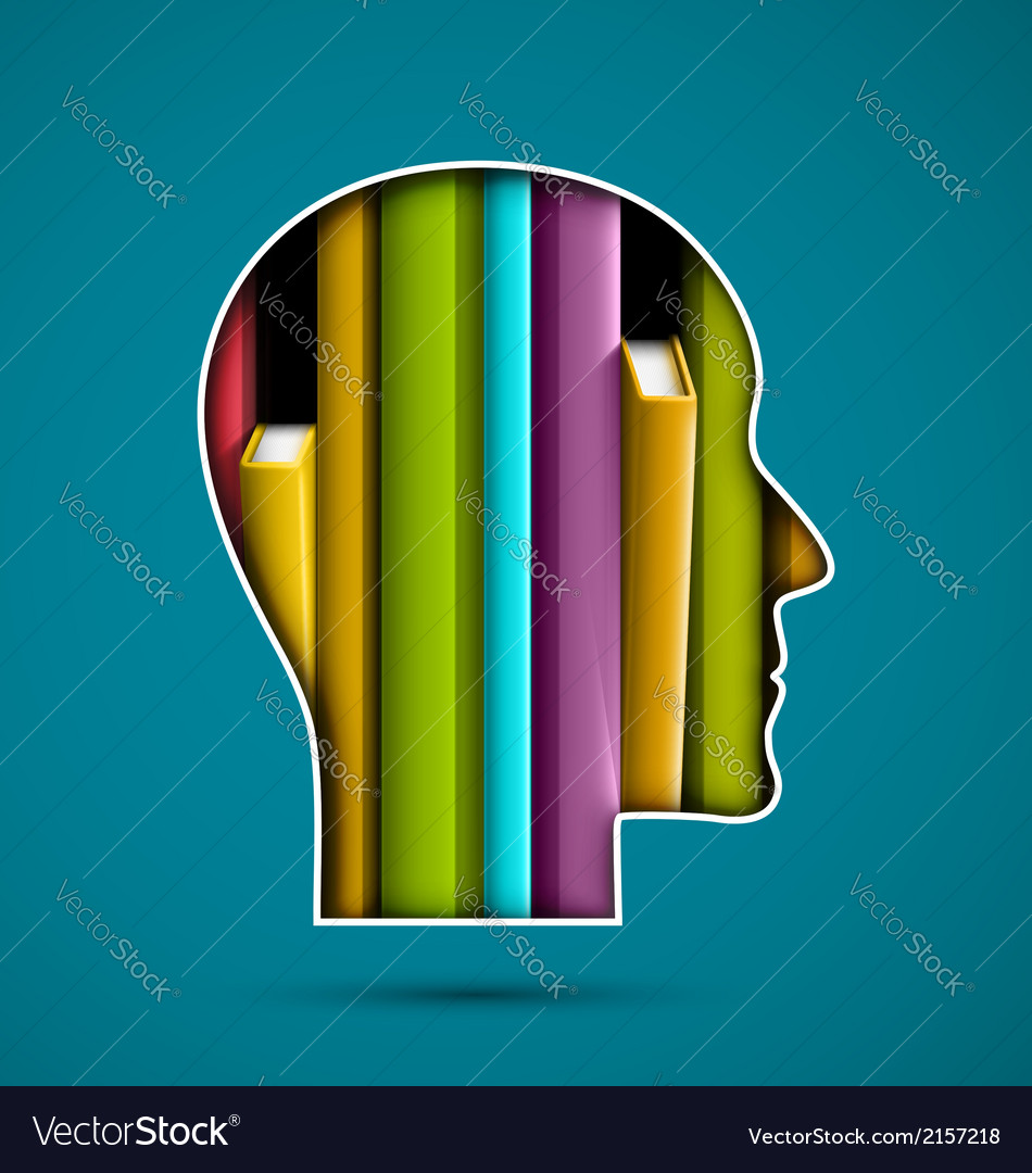 Intellectual vector image