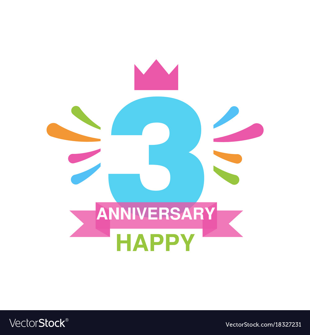 Years Anniversary Logo Design