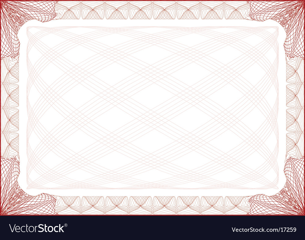 Certificate border royalty free vector image vectorstock certificate border vector image 1betcityfo Images