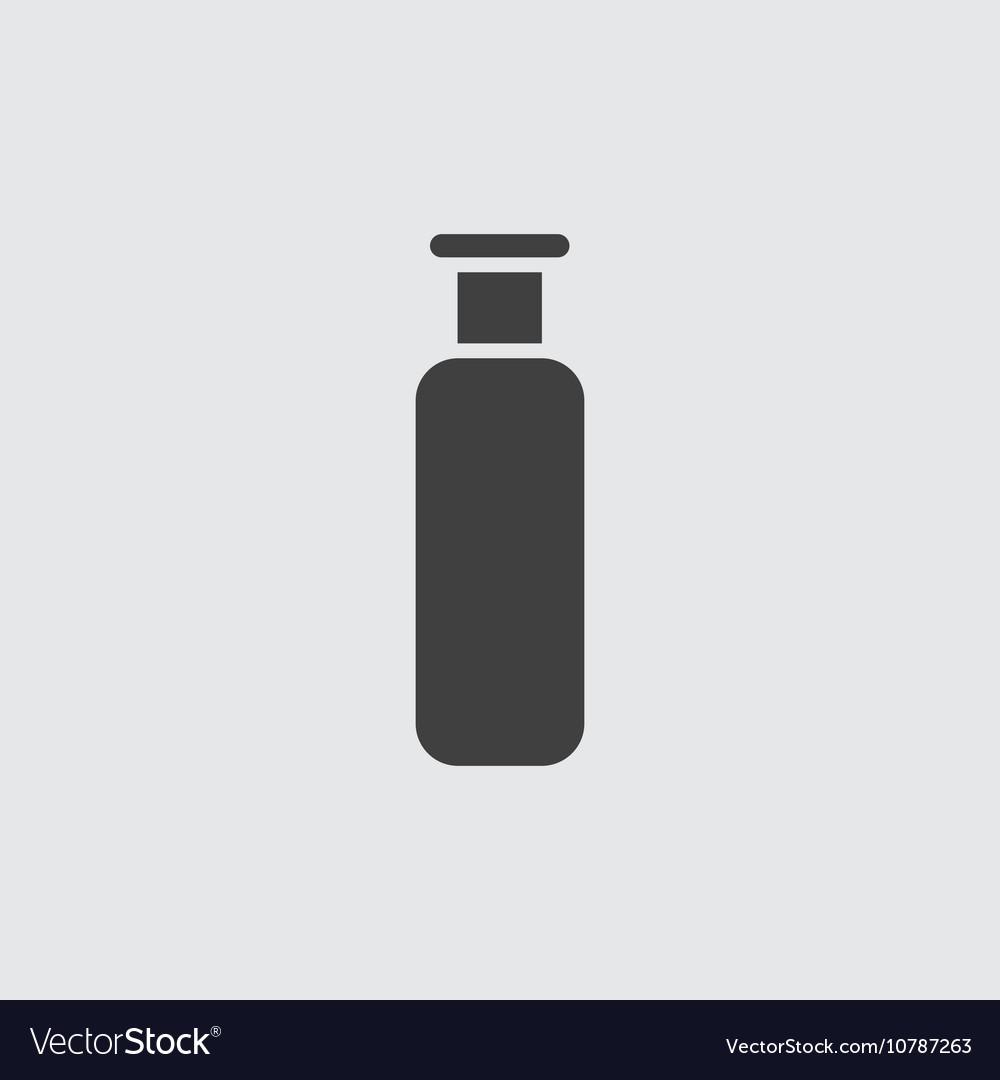 Spray bottle icon vector image
