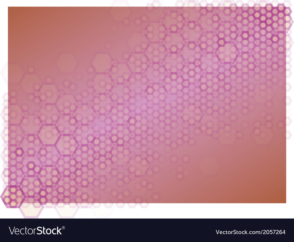 Hex Synergy SunriseClouds vector image