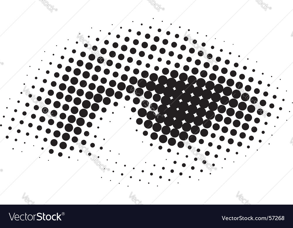 Design elements eye vector image