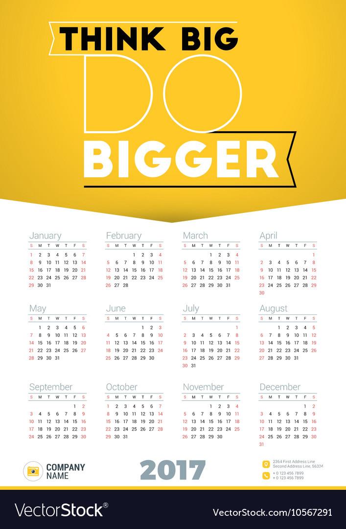Outstanding Wall Calendar Design Ideas Embellishment - Art & Wall ...