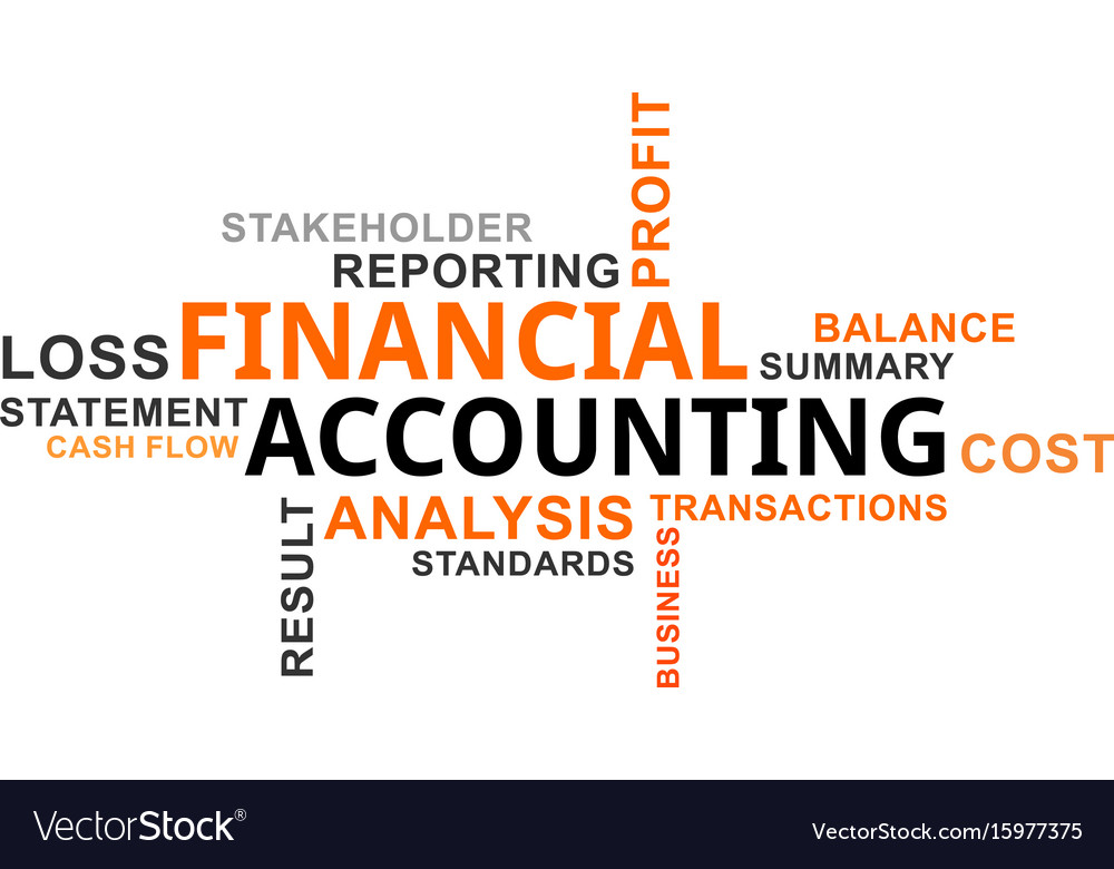 financial accounting words Professional ethics and financial statement disclosure: in a constructionist perspective abstract this essay addresses the relationship between professional ethics and financial statement.