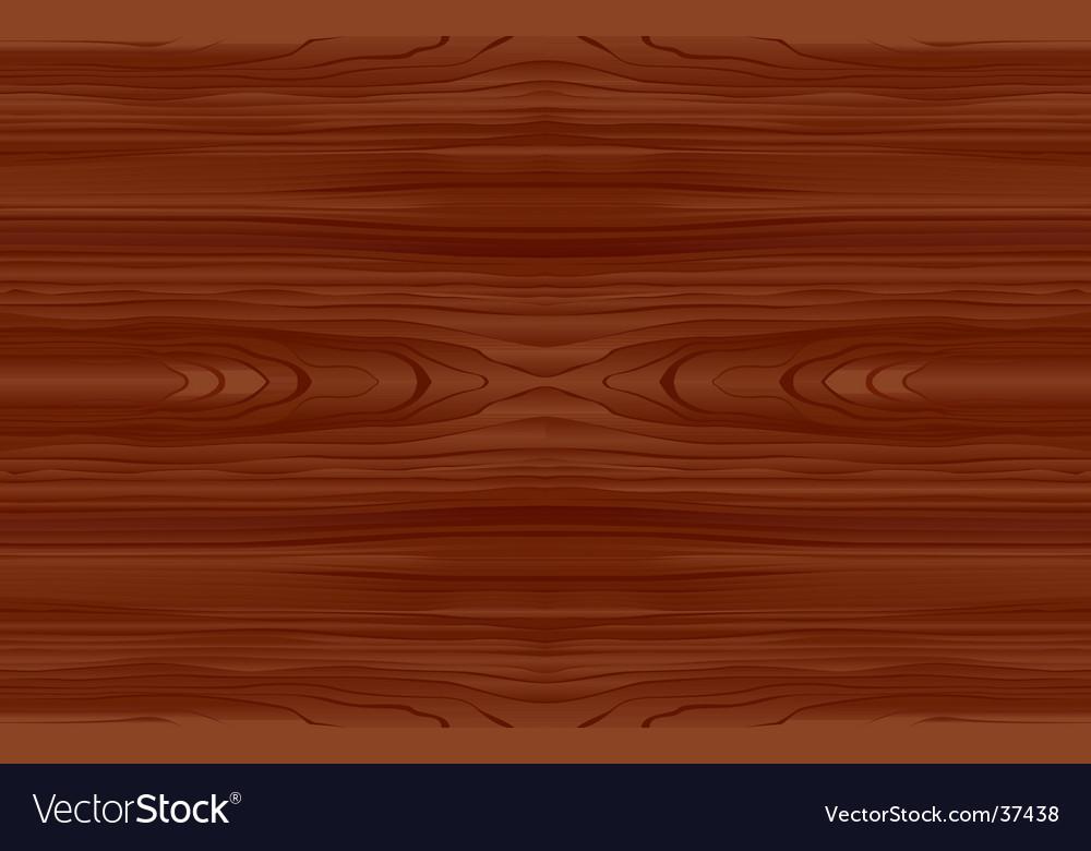 Seamless wood pattern tile vector image