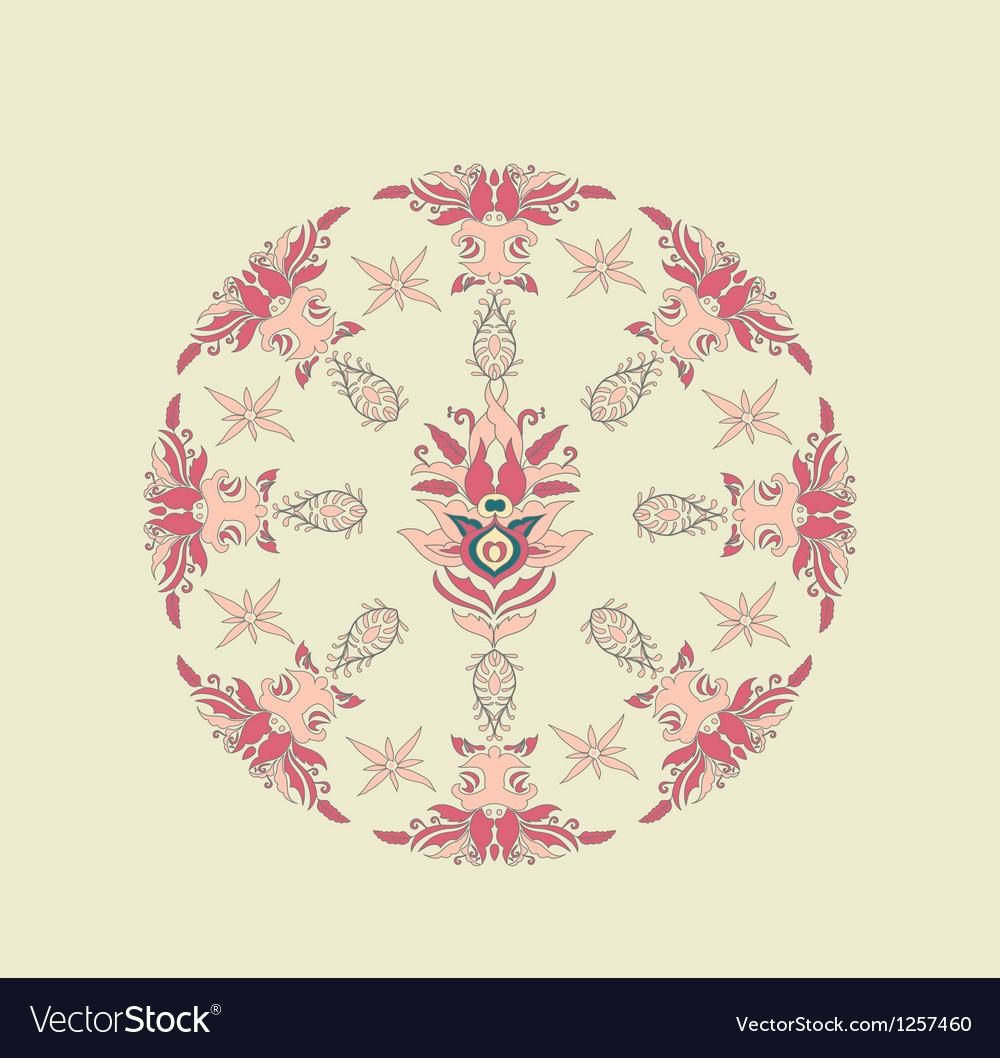 Vintage classic design element vector image