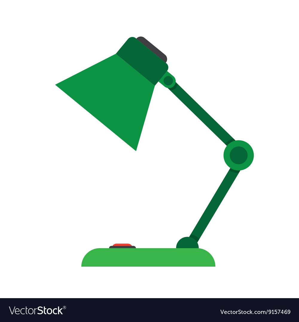 Tablelamp desk lamp Vector Image by makc76 Image 9157469 – Desk Lamp Logo