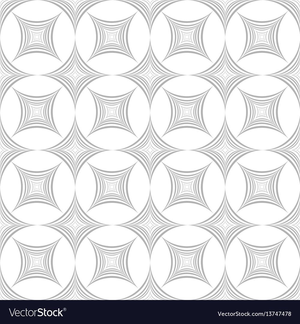 Geometric pattern - seamless vector image