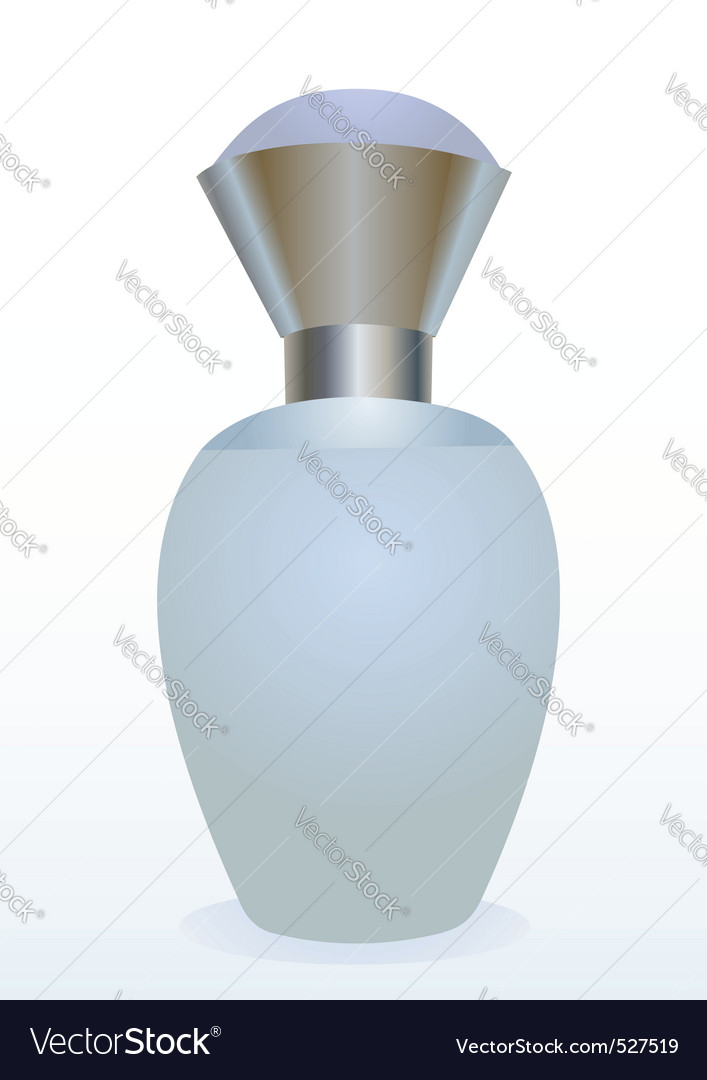 Small bottle of a perfume for women vector 527519 by rolaks ...