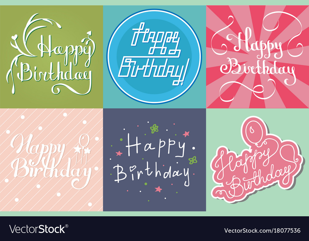 Beautiful birthday invitation card design colorful beautiful birthday invitation card design colorful vector image stopboris Image collections