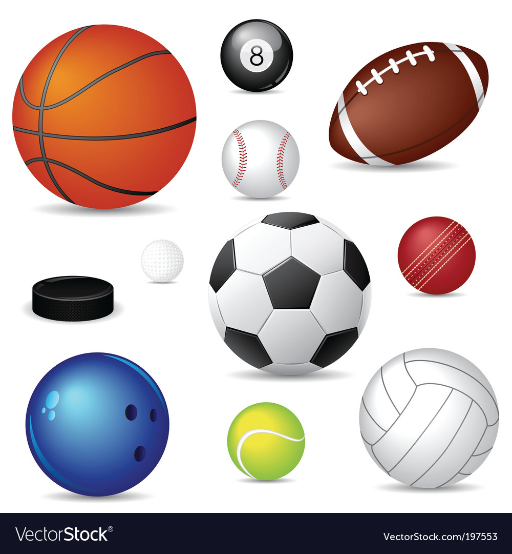 all sports balls related - photo #44