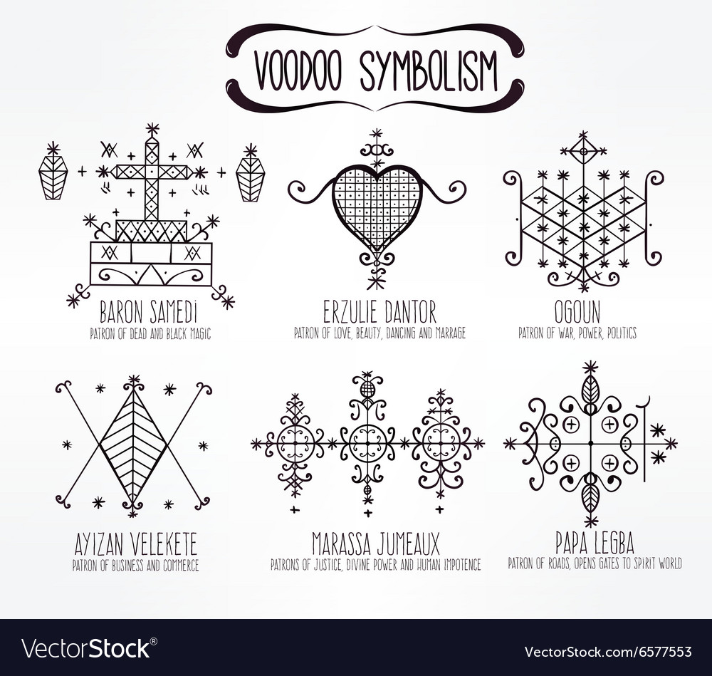 Voodoo protection symbols and meanings image collections symbol voodoo symbols for protection buycottarizona image collections biocorpaavc Image collections