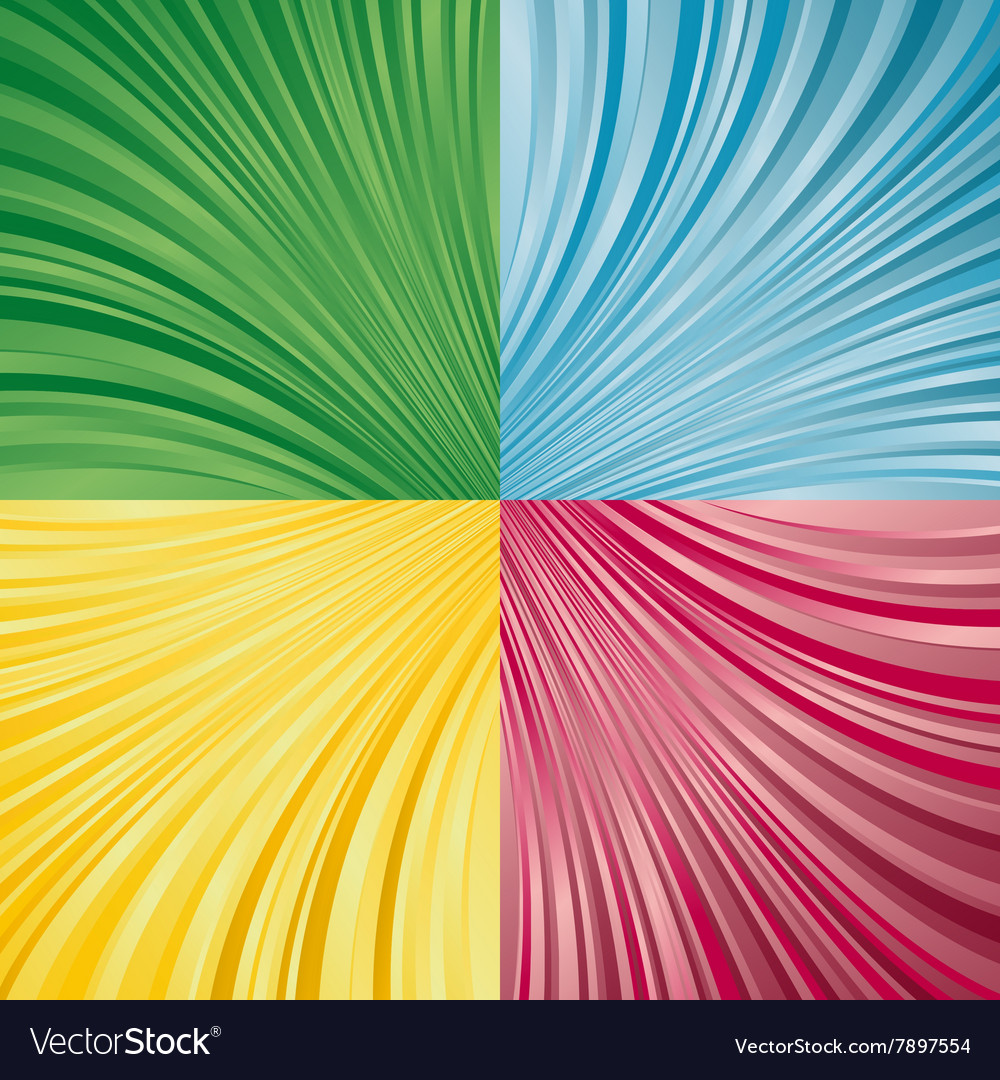 Collection of Abstract background vector image