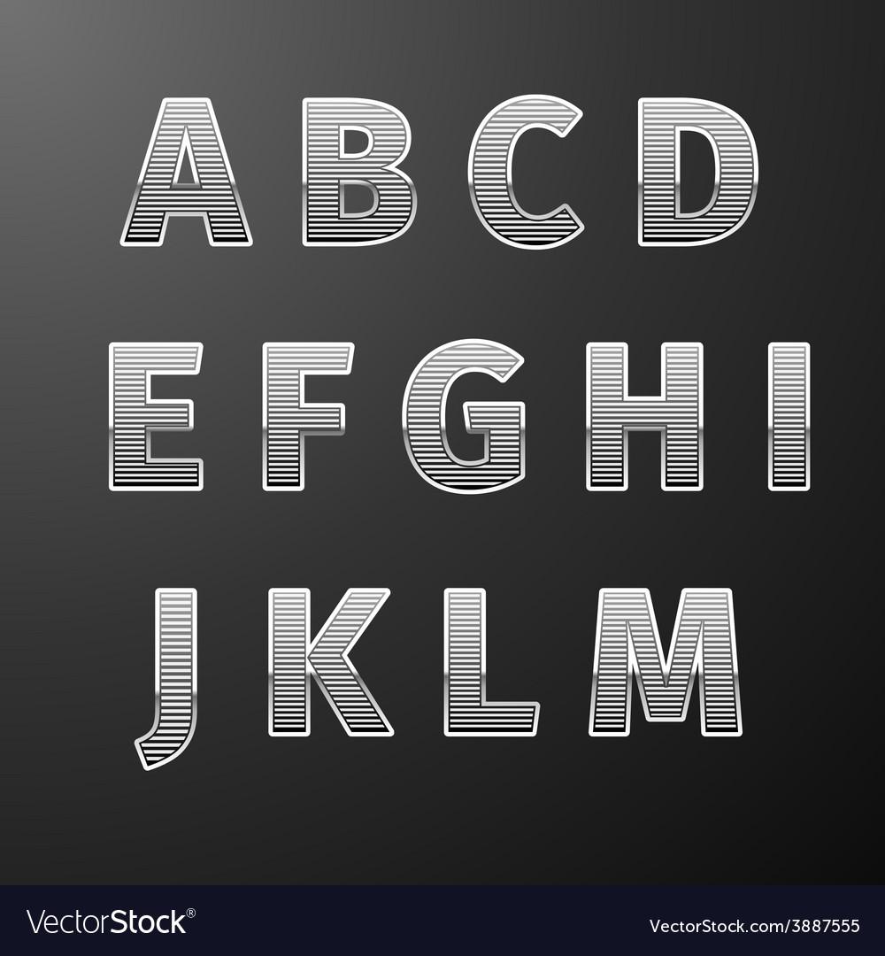 Magic scroll vector image