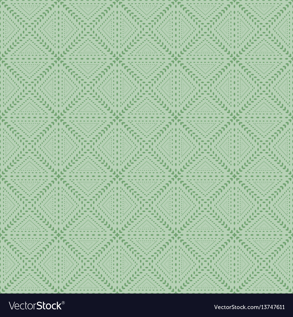 Green abstract surface vector image