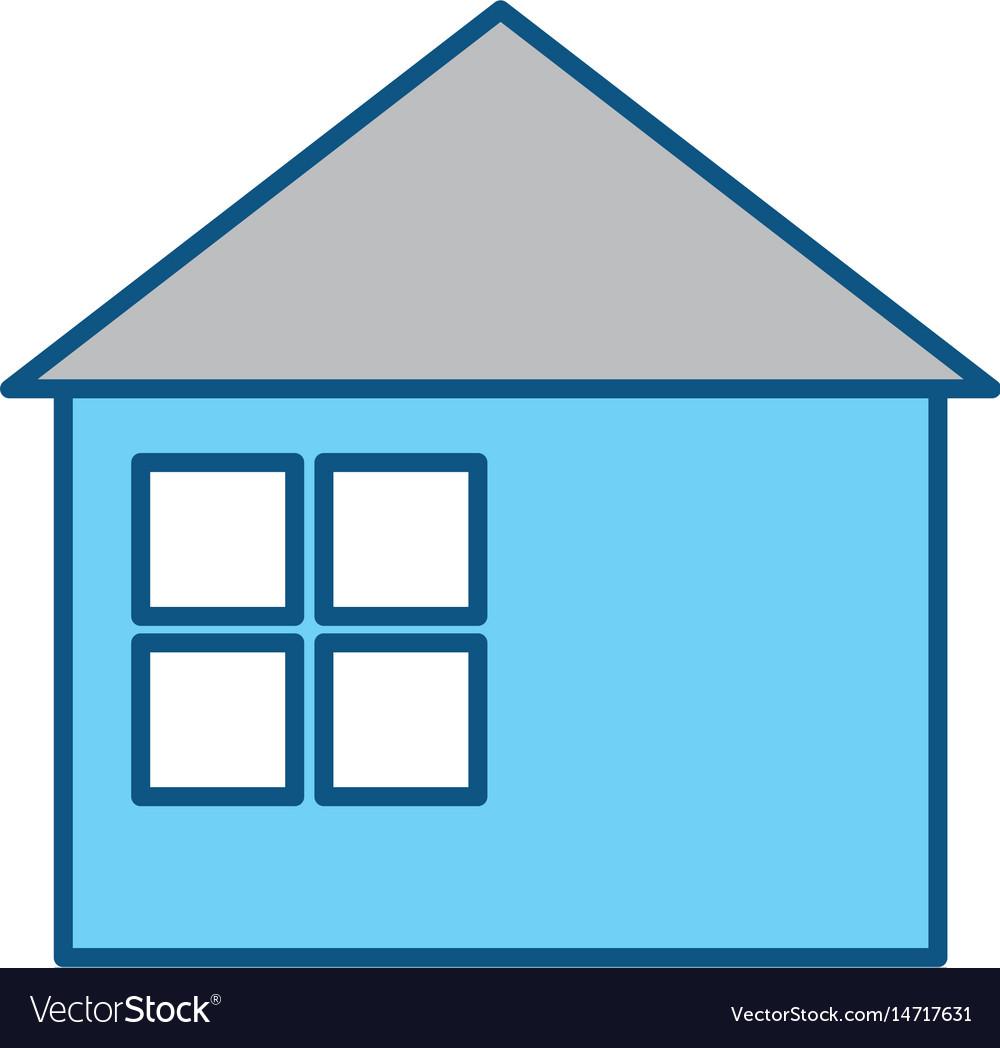 House building symbol royalty free vector image house building symbol vector image biocorpaavc