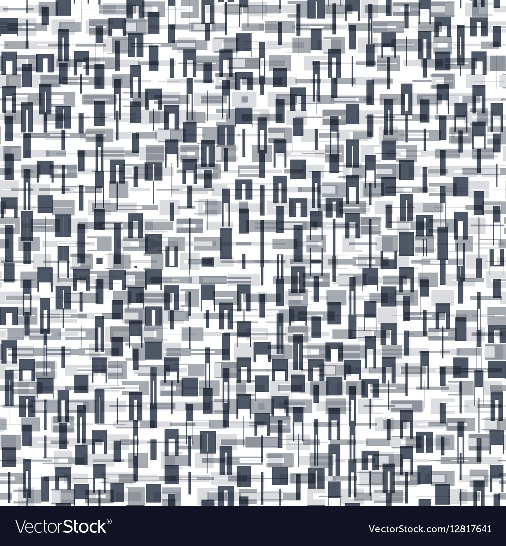 Seamless background pattern with paints and vector image
